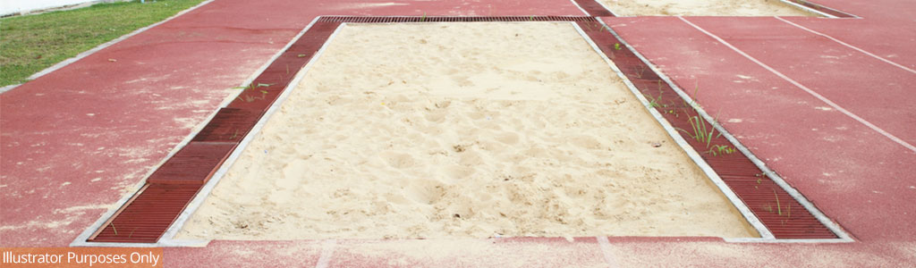 Long Jump Pit Cj Sports