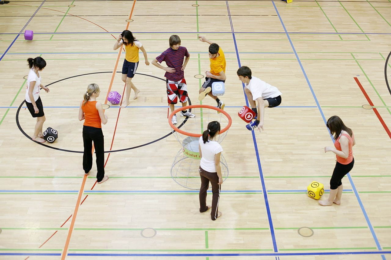 Increasing Physical Activity in Schools
