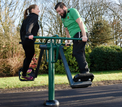 outdoor gym equipment 2